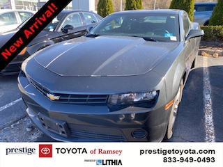 Used 2015 Chevrolet Camaro LS w/1LS Coupe Ramsey NJ