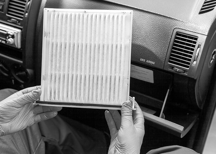 Cabin Air Filter Services at Prestige Toyota of Ramsey