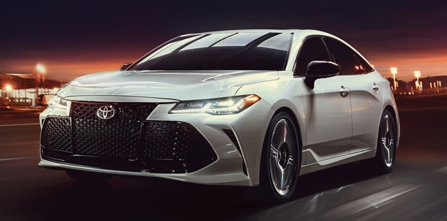Good 2019 Toyota Avalon