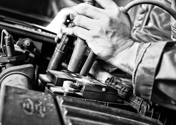 Car Battery Replacement Services at Prestige Toyota of Ramsey