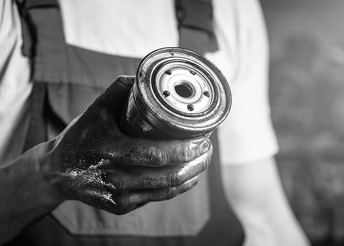 Oil Filter Services at Prestige Toyota of Ramsey