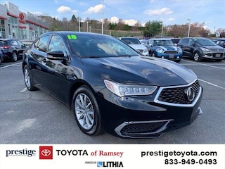 Used 2018 Acura TLX 2.4L Sedan Ramsey NJ