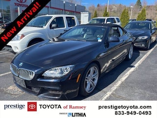 Used 2015 BMW 650i xDrive Convertible Ramsey NJ