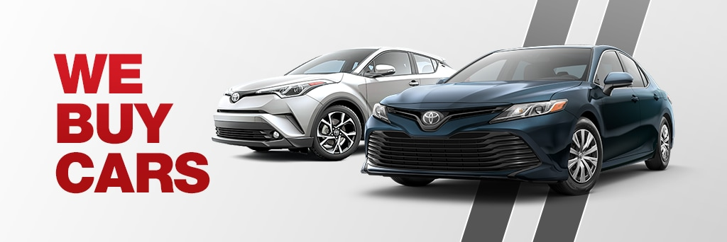 Prestige Toyota of Ramsey - We Buy Cars - Toyota Buyback