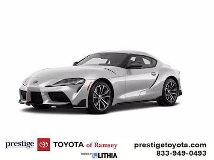 2021 Toyota GR Supra 3.0 Coupe