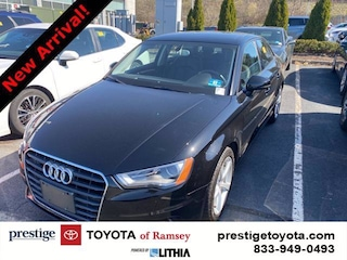 Used 2015 Audi A3 1.8T Premium (S tronic) Sedan Ramsey NJ