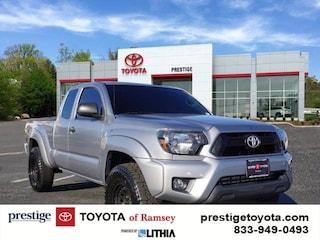 Used 2015 Toyota Tacoma 4x4 Truck Access Cab Ramsey NJ