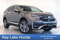 New 2021 Honda CR-V Hybrid Touring SUV Buffalo, NY
