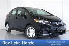 New 2020 Honda Fit LX Hatchback Buffalo, NY