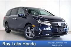 New 2021 Honda Odyssey EX Van Buffalo