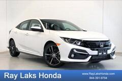 New 2021 Honda Civic Sport Hatchback Buffalo, NY