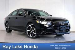 New 2021 Honda Accord Sport 2.0T Sedan Buffalo, NY
