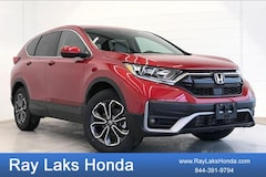 New 2021 Honda CR-V EX AWD SUV Buffalo, NY