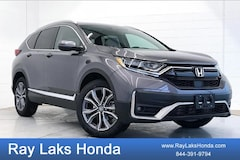 New 2021 Honda CR-V Touring AWD SUV Buffalo, NY