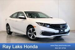 New 2020 Honda Civic LX Sedan Buffalo