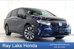 New 2021 Honda Odyssey EX-L Van Buffalo, NY