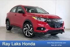 New 2020 Honda HR-V Sport AWD SUV Buffalo, NY