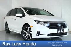 New 2021 Honda Odyssey Touring Van Buffalo, NY