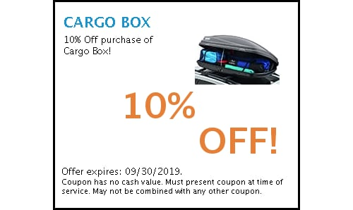 Reno Subaru Accessories: Discount Coupon on Subaru Bike