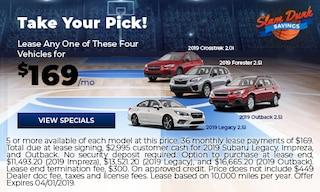 Take Your Pick