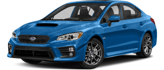 New 2018 Subaru WRX at Subaru Reno