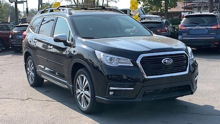 New 2021 Subaru Ascent Touring 7-Passenger SUV Reno, NV