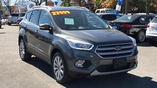 Used 2017 Ford Escape Titanium SUV Reno, NV