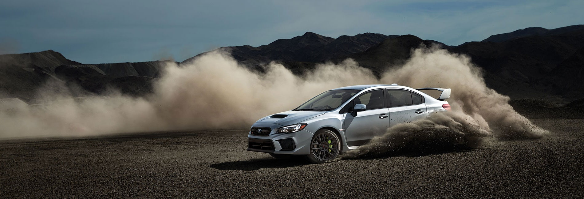2018 Subaru WRX Exterior Features