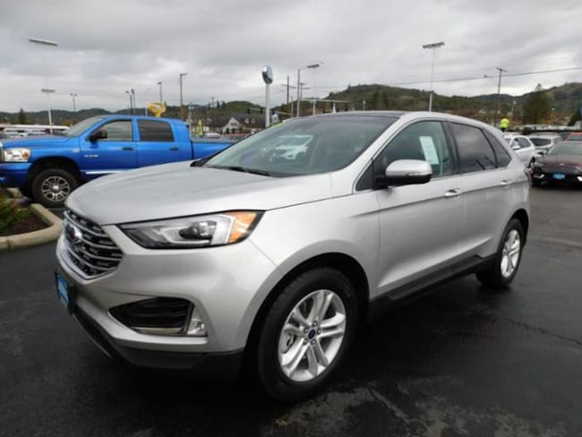 New 2019 Ford Edge SEL SUV Roseburg, OR