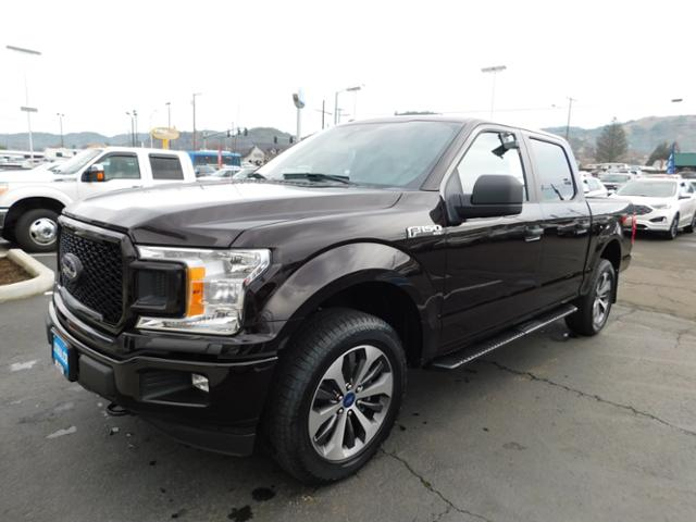 New 2019 Ford F-150 Truck SuperCrew Cab Magma Red For Sale in Roseburg OR |  Stock:KKC15761