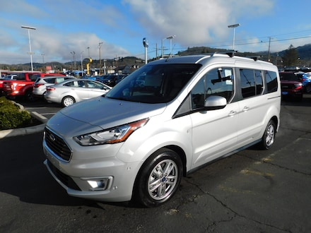 New 2020 Ford Transit Connect Titanium Passenger Wagon Wagon Passenger Wagon LWB Roseburg, OR