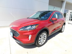 New 2021 Ford Escape Titanium SUV For sale in Roseburg, OR