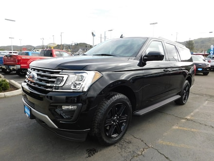 New 2020 Ford Expedition Max XLT MAX SUV Roseburg, OR