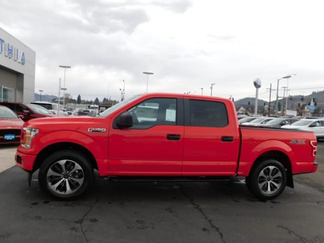 new 2019 ford f 150 truck supercrew cab race red for sale. Black Bedroom Furniture Sets. Home Design Ideas