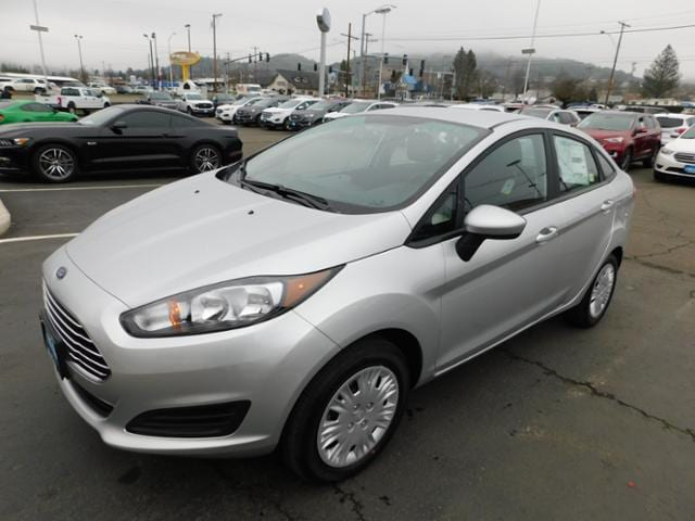 New 2019 Ford Fiesta S Sedan Roseburg, OR