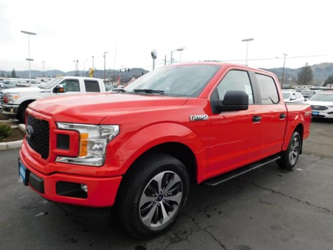 New 2019 Ford F-150 STX Truck SuperCrew Cab Roseburg, OR