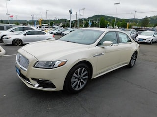 New 2018 Lincoln Continental Sedan Roseburg, OR