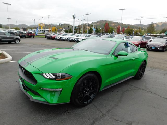 New 2019 Ford Mustang Ecoboost Coupe Roseburg, OR