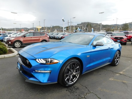 New 2020 Ford Mustang Ecoboost Premium Coupe Roseburg, OR