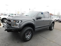Used 2018 Ford F-150 Raptor Truck SuperCrew Cab Roseburg, OR