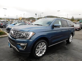2018 Ford Expedition Max Limited SUV Roseburg, OR