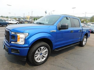 New 2018 Ford F-150 XL Truck SuperCrew Cab Roseburg, OR