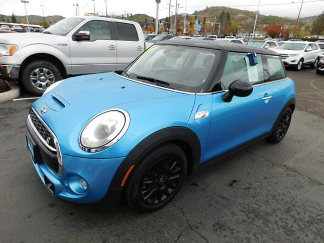 Used 2016 MINI Hardtop 2 Door S Hardtop Hatchback Roseburg, OR