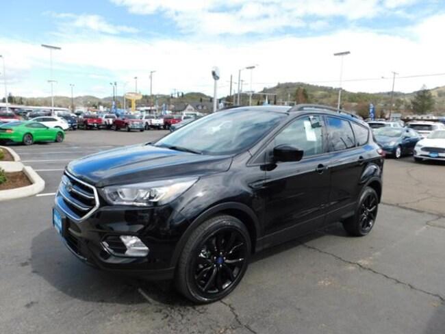 New 2019 Ford Escape SE SUV Roseburg, OR