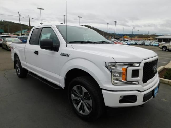new 2019 ford f 150 truck supercab styleside oxford white. Black Bedroom Furniture Sets. Home Design Ideas