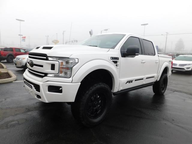 New 2018 Ford F-150 Lariat Truck SuperCrew Cab Roseburg, OR