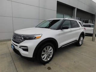 New 2021 Ford Explorer Limited SUV For sale in Roseburg, OR