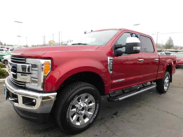 New 2019 Ford F-350 F-350 Lariat Truck Crew Cab Roseburg, OR
