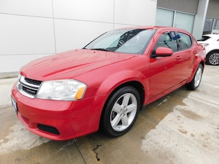 New 2012 Dodge Avenger 4dr Sdn SXT Sedan