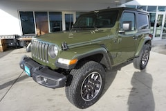 New 2021 Jeep Wrangler 80TH ANNIVERSARY 4X4 Sport Utility Roseburg, OR